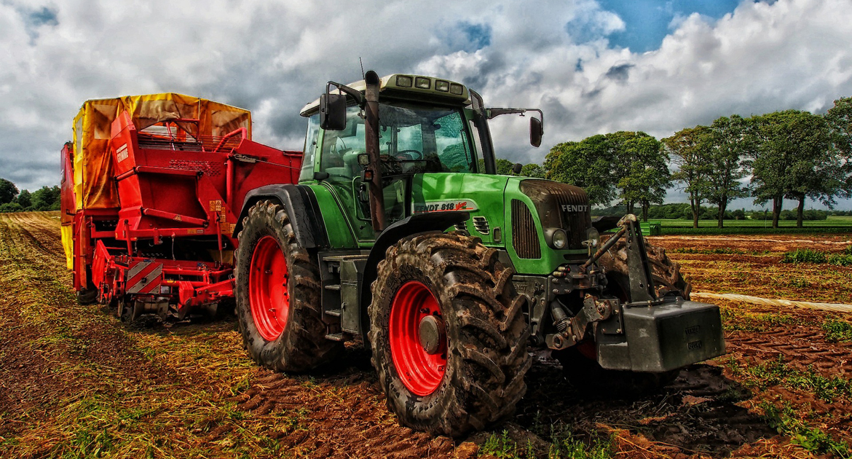 Trattori agricoli e forestali
